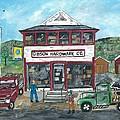 Country Hardware Store by Sandie Keyser