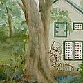 Country Home by Anna Ruzsan