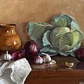 Country Kitchen by Viktoria K Majestic