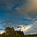 Country Rainbow by Cheryl Baxter