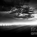 Country Road by Dan Jurak