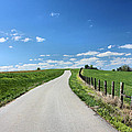 Country Road by Kristin Elmquist