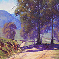 Country Road Oberon by Graham Gercken