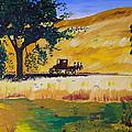 Country Roads by Eric Johansen
