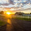 Country Skies by Daren Johnson