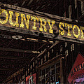 Country Store by Mick Anderson