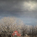 Country Storms.. by Al  Swasey