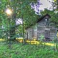 Country Sunrise by Dan Stone