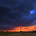 Country Sunset by Brandon Tomerlin