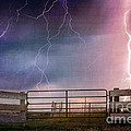 Country Thunder by Cindy Singleton