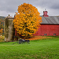 Country Wagon Square by Bill Wakeley