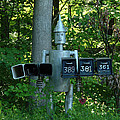 Countryside Mailbox #11 by Robert DeFosses