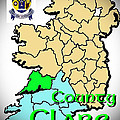 County Clare   by Val Byrne