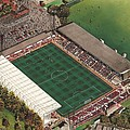 County Ground - Swindon Town by Kevin Fletcher
