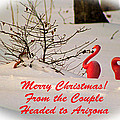 Couple Headed To Arizona by Lorna R Mills DBA  Lorna Rogers Photography