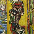 Courtesan by Vincent van Gogh