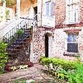 Courtyard by Bill Howard