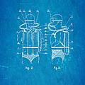 Cousteau Diving Unit Patent Art 2 1949 Blueprint by Ian Monk