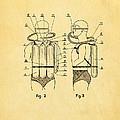 Cousteau Diving Unit Patent Art  2 1949 by Ian Monk