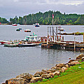 Cove In Glen Margaret-ns by Ruth Hager