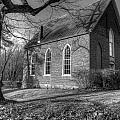 Cove Presbyterian Church by Cindy Archbell