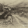 Coverack Harbour  by Rob Hawkins