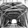 Covered Bridge Architecture by Barbara McDevitt