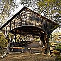 Covered Bridge by Bill Howard