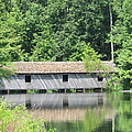 Covered Bridge by GiantLilyPad Photography
