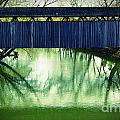Covered Bridge In Kentucky by Gary Richards
