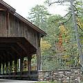 Covered Bridge by Kristen Mohr