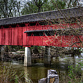 Covered Bridge by Michael Colgate