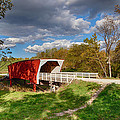 Covered Bridge by Sennie Pierson