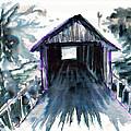Covered Bridge by Seth Weaver