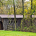 Covered Bridge by Steve Harrington