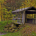 Covered Bridge by Torrey McNeal