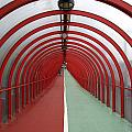 Covered Walkway 01 by Antony McAulay