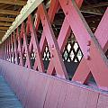 Covered Walkway by Catherine Gagne