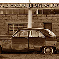 Cow Canyon Trading Post 1949 by David Lee Thompson