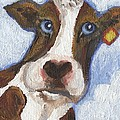 Cow Fantasy Two by Linda Mears
