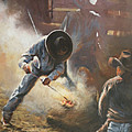 Cowboy Bar-Code