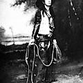 Cowboy, C1880 by Granger