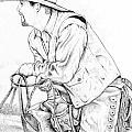 Cowboy by Daniel Jakus