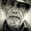 Cowboy Immokalee Fl by Michael L Kimble