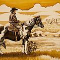 Cowboy On The Range by Tish Wynne