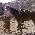 Cowboy Ready To Work by Emilio Miranda