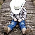 Cowboy by Scott Pellegrin