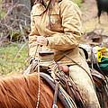 Cowboy Signature 11 by Diane Bohna