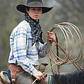 Cowboy Signature 13 by Diane Bohna