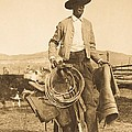 Cowboy Up by Craig Nelson